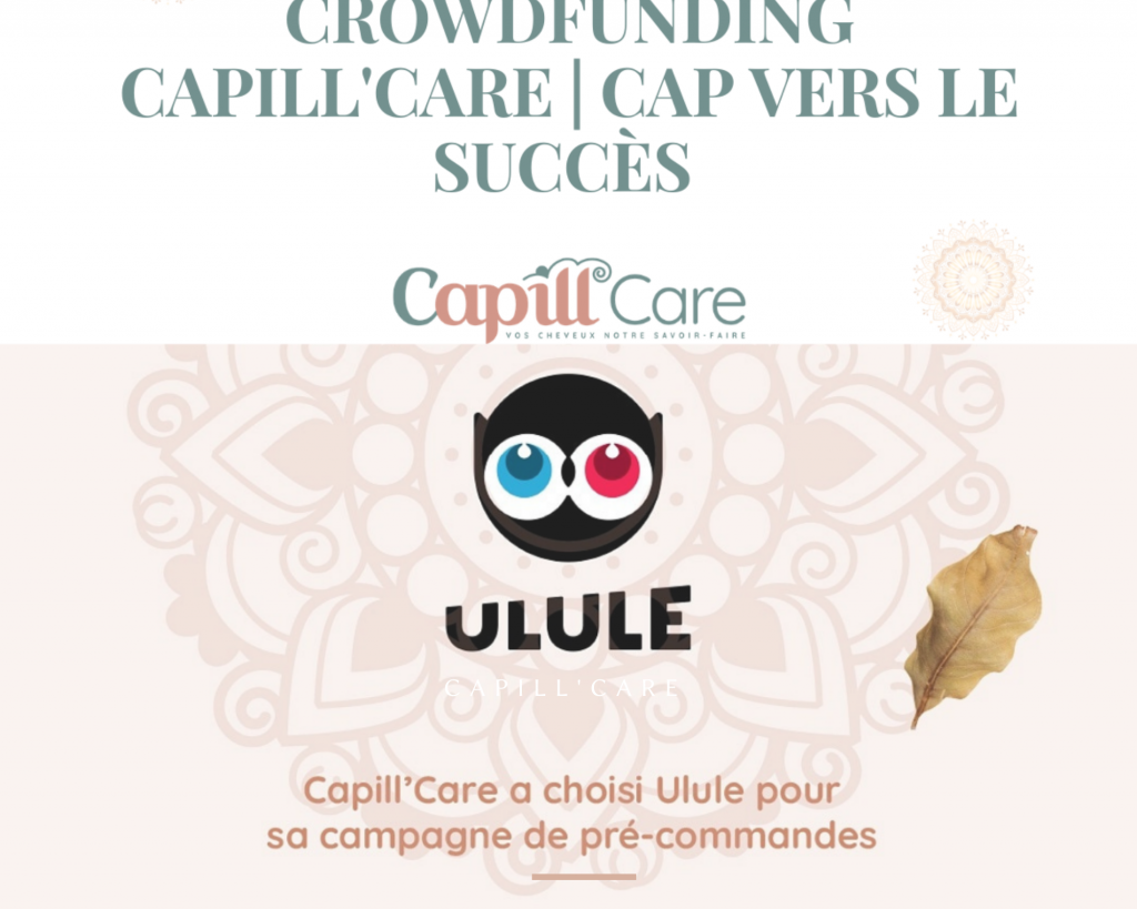 crowdfunding capill'care